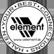 V Element logo